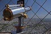 Tour Eiffel 9 Print by Art Ferrier
