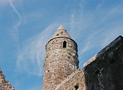 Safe Haven Posters - Tower At Cashel Rock Ireland Poster by Marcus Dagan