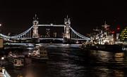 Tower Bridge London England Print by John Hastings