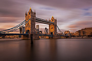 Stuart Gennery - Tower Bridge at Dusk