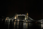 Frederico Borges Photo Prints - Tower Bridge Print by Frederico Borges