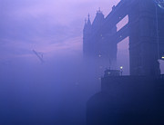 Antony Meadley - Tower Bridge in Fog