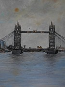 Rhonda Clapprood - Tower Bridge London...