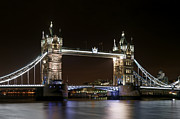 England Photos - Tower Bridge London by Francesco Emanuele Carucci