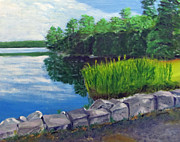 Linda Feinberg - Tower Hill Pond