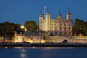 Tower Of London Photos - Tower of London by Brian Jannsen