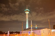 Tower Of The Americas Photos - Tower Of The Americas by Lne Kirkes