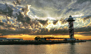 Bicentennial Prints - Tower Sunset Print by Brian Fisher