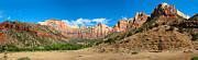 Jamie Pham - Towers of the Virgin - Zion National Park in Utah
