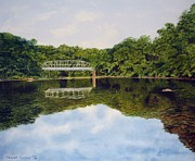 Sharon Farber - Town Bridge