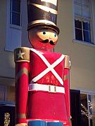 Toys Digital Art - Toy  Christmas Soldier by Eric  Schiabor