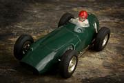 Bernard Jaubert - Toy race car