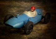 Bernard Jaubert - Toy race cars