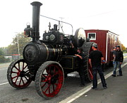 Joyce Woodhouse - Traction Engine No 3228