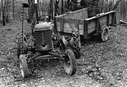 Lyle Crump - Tractor and Wagon