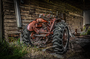 Ray Congrove - Tractor In The Crib