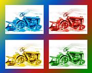 Tractor Mania IIi Print by Kip DeVore