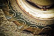 Marilyn Hunt - Tractor Tire
