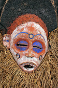 Kiril Stanchev - Traditional African Mask