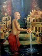 Hihani Gautam - Traditional painting