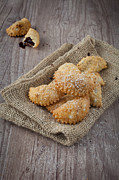 Puglia Prints - Traditional south italiy pastries Print by Sabino Parente