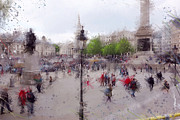 James Metcalf - Trafalgar Square in...