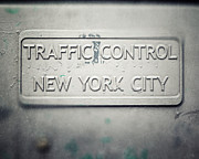 Traffic Control Photo Prints - Traffic Control Print by Lisa Russo