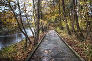 Debra and Dave Vanderlaan - Trail at the River