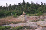 Terry Decker - Trail Marker-Cairn