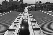 Train Keeps On Rollin Print by John Telfer