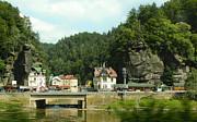 Gregory Dyer - Train to Prague - Hidden Town