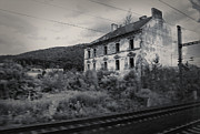 Gregory Dyer - Train to Prague - Ruins