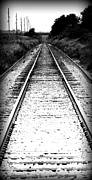 Train Tracks Photo Originals - Train Tracks by Lori Reeths