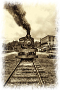Dan Friend - Trains from the past at Cass WV