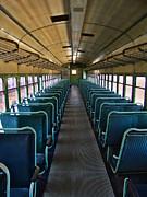 Glenn McCarthy - Trains - The Passenger Car