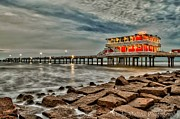 Galveston Prints - Tranquile Print by Dado Molina