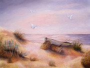 Tranquillity Print by Roseann Gilmore