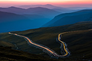 Romania Photo Originals - Transalpina by Mihai Andritoiu