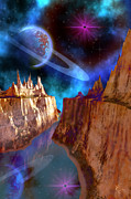 Scenery Digital Art - Transcendent by Corey Ford