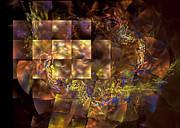 Translucence Print by Olga Hamilton