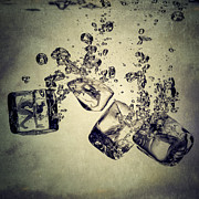 Water Photo Posters - Trapped v2 Poster by Erik Brede