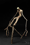 Tree Sculptures - Travail by Adam Long
