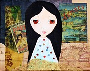 Melinda Etzold - Traveling Little Girl