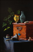 Chiaroscuro Originals - Treasure and Time by Dan Petrov