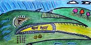 Lois Picasso - Treasure Hunt Art Puzzle...