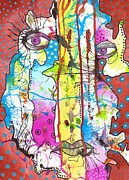 Baffling Prints - Treasure Man Print by Gail Miller
