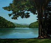 Penny Johnson - Tree By The Lake