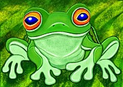 Nick Gustafson - Tree Frog