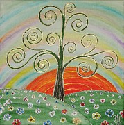 Nina Mitkova - Tree of Happiness