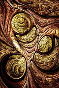 Celtic Mixed Media - Tree of Life by Anastasiya Malakhova